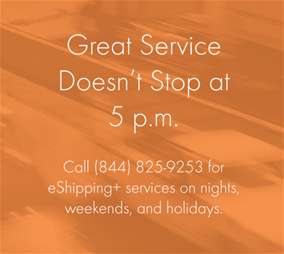 Great service doesn't stop at 5 p.m.